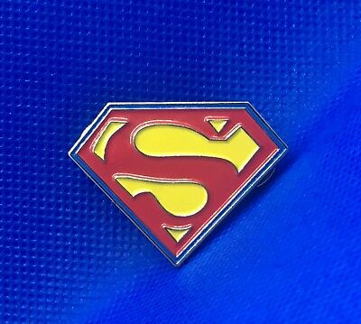 "DC Comics Superman: The Movie ""S"" Shield Pin"
