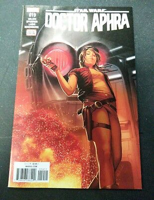 STAR WARS DOCTOR APHRA #19 Marvel Comics 1ST PRINTING NM 2018 bagged and boarded