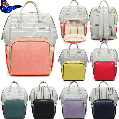 Mummy Bag Backpack Baby Diaper Nappy Backpack Multifunctional Mommy Changing New