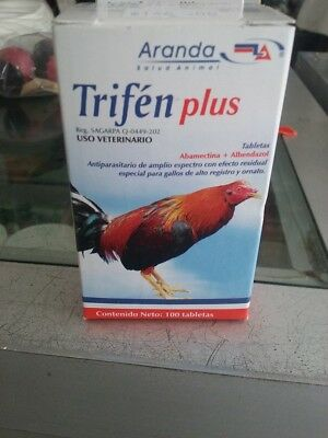 Gallos Trifen Plus 100 tabs