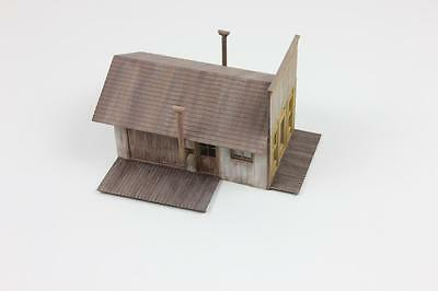 O / on30 scale Train line side freight building built American model new