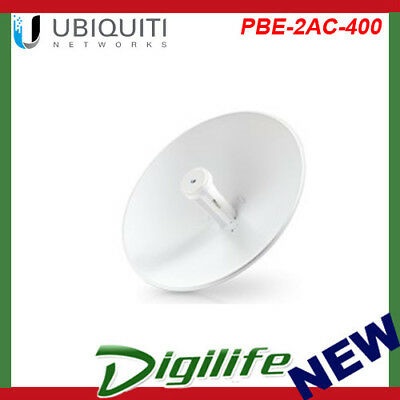 Ubiquiti 2.4 GHz PowerBeam AC airMAX® ac Bridge with Dedicated Wi-Fi Management
