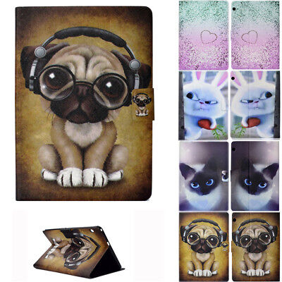 for Huawei MediaPad T3 10.0 2017 Magnetic Closed Case PU Leather Stand Cover