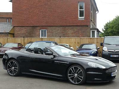 Aston Martin Dbs 6.0 V12 Touchtronic Automatic Convertible - 2010/59