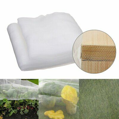 Anti Bird Insect Animal Garden Net Netting Barrier Plant Veg Crops Protect Mesh