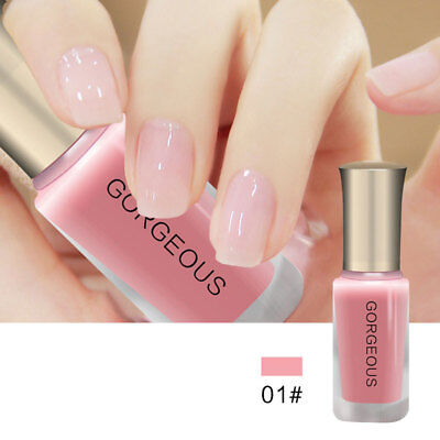 Soak Off High-Gloss Long Lasting GSS Uv Nail Gel Jelly Nail Polish Gel Polish