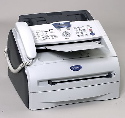Brother FAX-2820 Plain Paper Laser Fax - fax machines