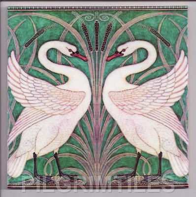 Metric Porcelain Tile Walter Crane Green Wall Floor Kitchen Bathroom