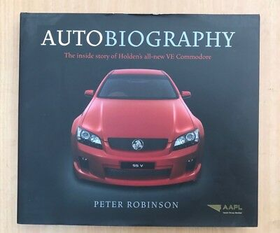 Autobiography The inside story of Holden's all-new VE Commodore - NEW