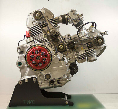 Ducati 900SS ie Full engine. Built for racing