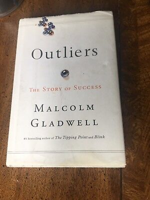 Outliers the story of success by malcolm gladwell 150 picclick outliers the story of success by malcolm gladwell fandeluxe Gallery