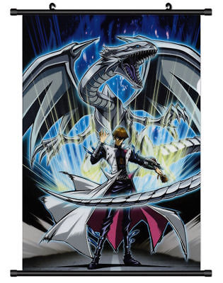 "Hot Japan Anime Yu-Gi-Oh! Duel Monster Home Decor Poster Wall Scroll 8""x12"" P76"