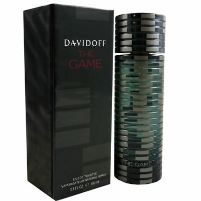 Davidoff The Game 100 ml Eau de Toilette EDT