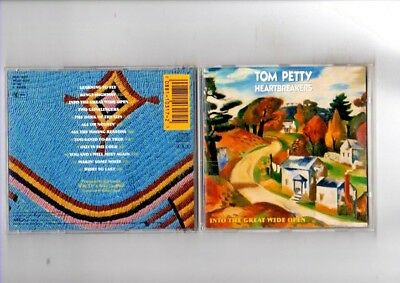 Tom Petty & The Heartbreakers - Into The Great Wide Open - Cd
