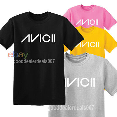 "AVICII Men's Premium T shirt S-2XL "" EDM HOUSE Music DJ Love Club Life """