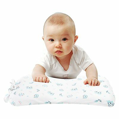 Baby Pillow Prevent Flat Head Syndrome,Memory Foam Head-Shaping Toddler pillow