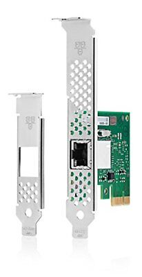 HP Intel Ethernet I210-T1 GbE NIC - networking cards Wired, PCI-E, Et