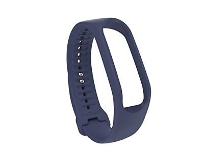 TomTom Touch Body Composition Fitness Tracker Strap Dark Blue, Small