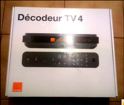 d codeur tv hd wifi orange 4 4k whd93 neuf eur 45 00. Black Bedroom Furniture Sets. Home Design Ideas