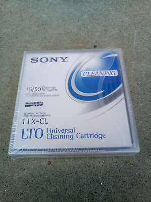 Sony LTX-CL Universal LTO Cleaning Cartridge