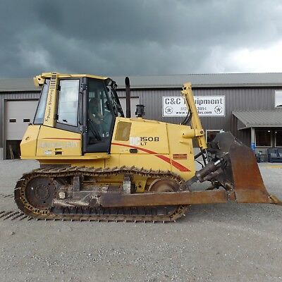 2005 Dozer New Holland DC150B LT Very Nice shape! New Undercarriage! Case 1550