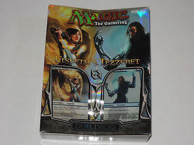 MTG - Duel Decks - Elspeth vs Tezzeret - Box Set - Brand New and Sealed.