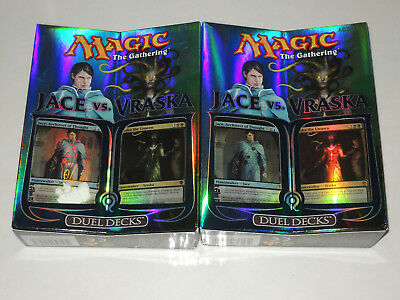 MTG - Duel Decks -  1x Jace vs Vraska - Box Set - Brand New and Sealed.