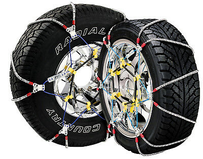 Security Chain SZ486 SuperZ (R)8 Winter Traction Device � LT Truck Tire