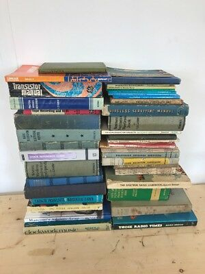 Job Lot Radio / Tv Related Books