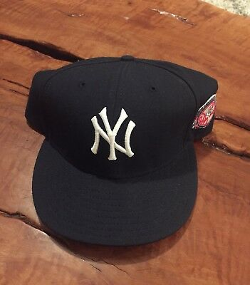 NEW YORK YANKEES New Era 59Fifty MLB Official On-Field Cap Fitted Size 7 7/8