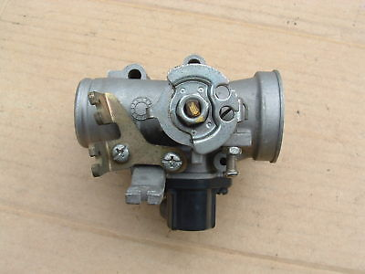 Daelim S1 125 2014 Mod Throttle Body Good Condition