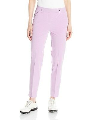 (10, Orchid Bloom) - Puma Golf Women's Stretch Stripe US Pants. Shipping is Free