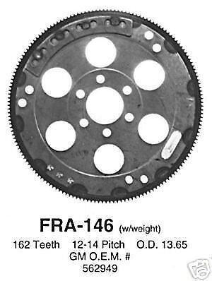 Auto Trans Flexplate Pioneer FRA-146