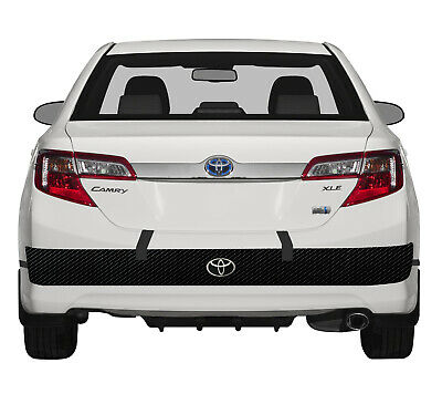 Universal Fit Car Rear Bumper Guard for City Parking All Around Protection