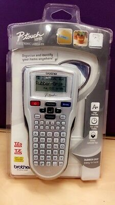 ELECTRONIC LABELLER for Home with TZe Starter Tape & User Manual.
