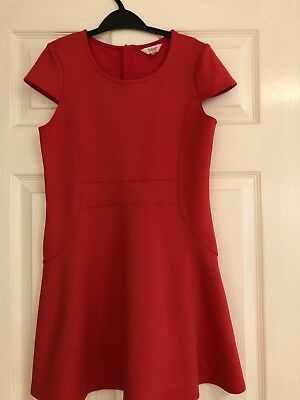 99e71dcbf GIRLS PINK TED Baker Dress Age 11-12 Years - £7.50