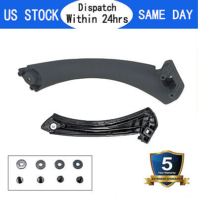 Right Inner Door Panel Handle Pull Trim Cover for BMW E90 3 Series S Front Rear