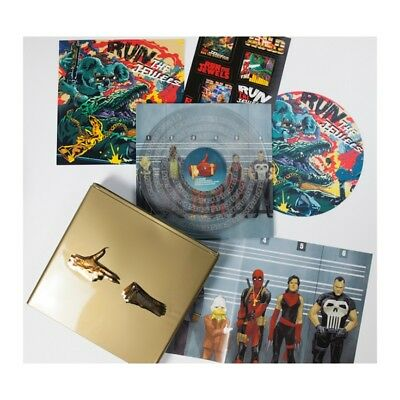 """Run The Jewels - Stay Gold Collectors Box (12"""" Vinyl) Record Store Day 2018 NEU!"""