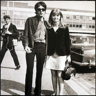 1966 Paul Mccartney Jane Asher