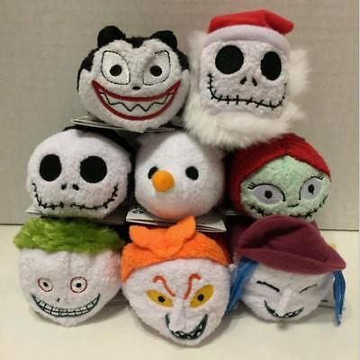 Tsum Tsum The Nightmare Before Christmas Jack Santa Claus Sally Sandy Claws