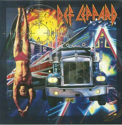 DEF LEPPARD - The CD Collection One - CD (CD box)