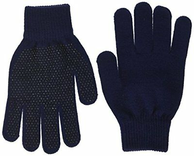 Shires Equestrian Sure Grip Gloves - Navy, Adult One-Size