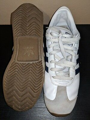 Adidas Originals Country II Leather Trainers