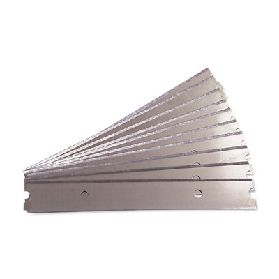 Replacement Blades for Window/Floor Scrapers 60/cs.