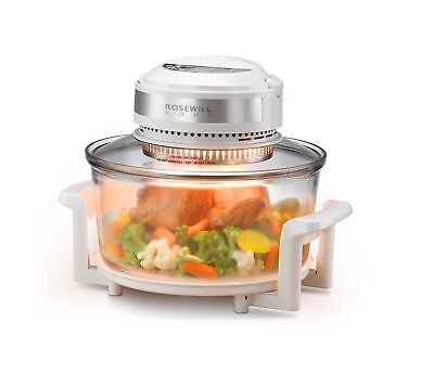 Rosewill RHCO-16001 Infrared Halogen Convection Technology Digital Oven with ...