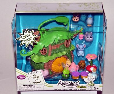 Disney Animators Collection Micro Spielset Tinkerbell Haus Tinker Bell