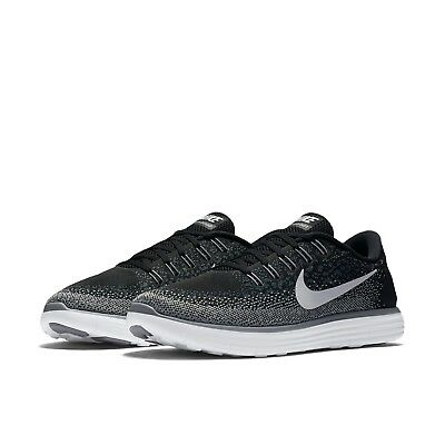 finest selection e4e96 b8413 Women's Nike Free RN Distance Running Shoes NEW Black/White/Grey, MSRP $120