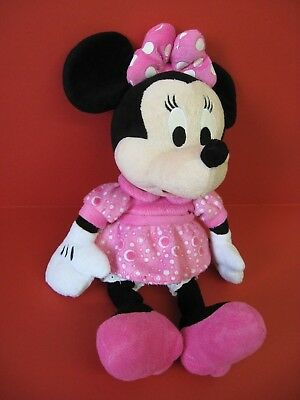 9f1f19bd40c MINNIE MOUSE LAUGHING Giggling Soft Toy 13