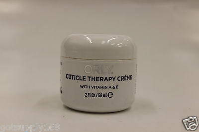 24521 - Orly Cuticle Treatment - CUTICLE THERAPY CREME 2 oz - WITH VITAMIN A & E