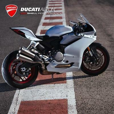 Ducati 959 Panigale with Free Akrapovic and Sport Pack